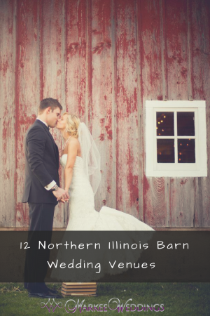 12 Northern Illinois Barn Wedding Venues
