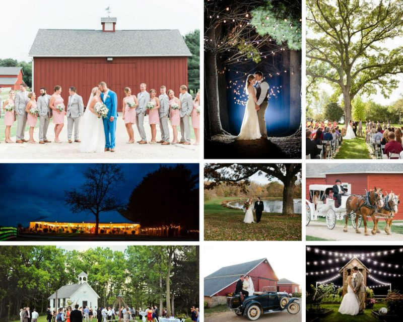 Northern Illinois Barn Wedding Venues 10