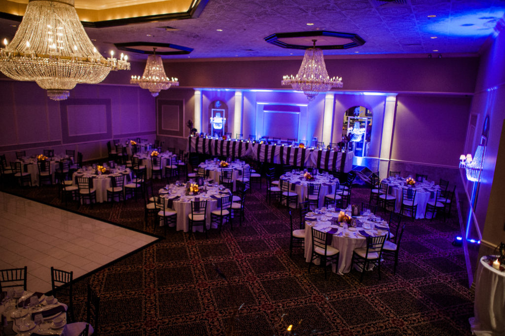 Cotillion Banquets Wedding for Kurt and Sarah